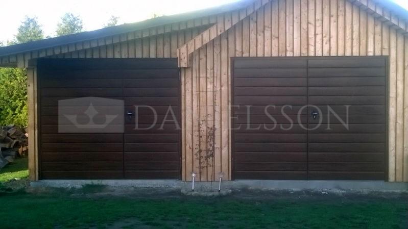 Garážové brány Košice DANIELSSON